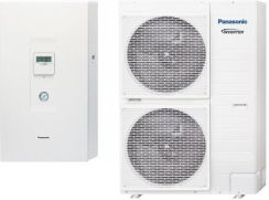 Panasonic Aquarea 9kW Ht (Kit-Whf09F3E5)