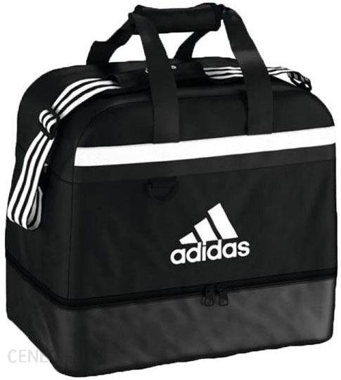 aca53b8b392fb Torba Adidas Tiro 15 TB S czarna S30254 - Ceny i opinie - Ceneo.pl