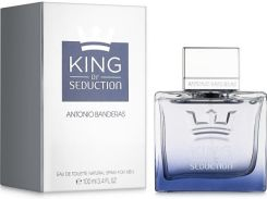 Antonio Banderas King of Seduction woda toaletowa 100ml