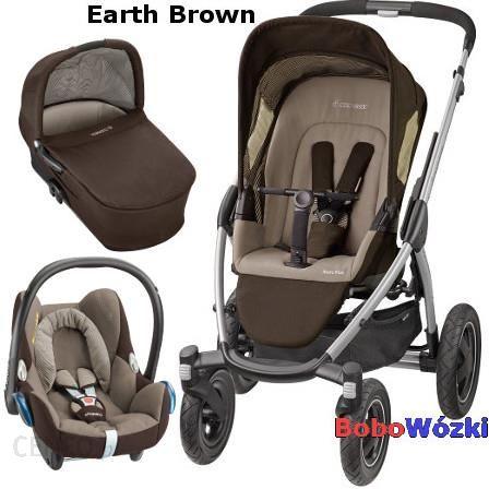 w zek maxi cosi mura 4 plus earth brown g boko spacerowy fotelik maxi cosi cabriofix ceny i. Black Bedroom Furniture Sets. Home Design Ideas