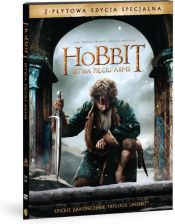 Film DVD Hobbit Bitwa Pięciu Armii (The Hobbit: The Battle of the Five Armies) (DVD) - zdjęcie 1