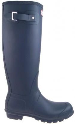 Kalosze HUNTER W23499 navy original tall
