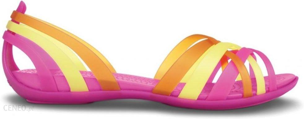 znana marka sprzedaż online najlepsza moda Sandały Crocs - Huarache Flat Women