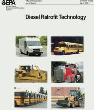 Diesel Retrofit Technology: An Analyses of the Cost-Effectiveness of Reducing Particulate Matter Emissions from Heavy-Duty Diesel Engines Through