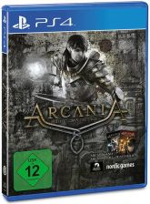 Arcania The Complete Tale (Gra PS4)
