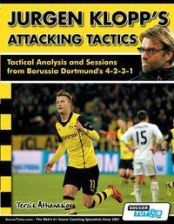 Literatura obcojęzyczna Jurgen Klopp's Attacking Tactics - Tactical Analysis and Sessions from Borussia Dortmund's 4-2-3-1 - zdjęcie 1