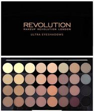 Makeup Revolution 32 Eyeshadow Paleta Cieni do Powiek Flawless Matte 16g
