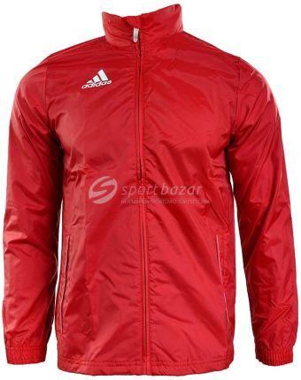 Kurtka Core 11 Rain Jacket Junior adidas (czerwona) | Odzież