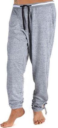 eddee7926995e6 spodnie dresowe K1X - Wmns Loose Dark Grey Heather Camo (8092)