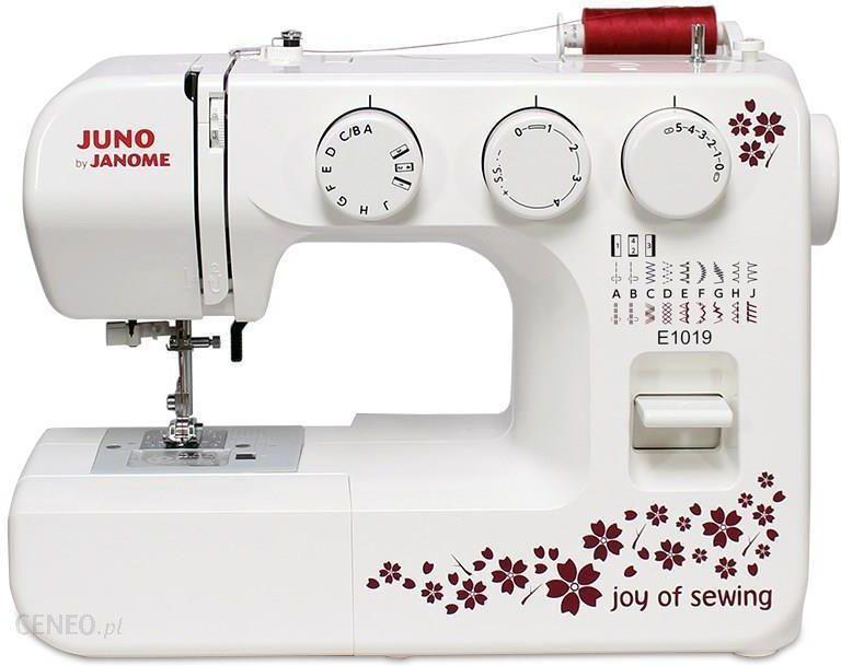 maszyna do szycia  Janome Juno