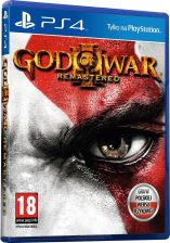 God of War III Remastered (Gra PS4)