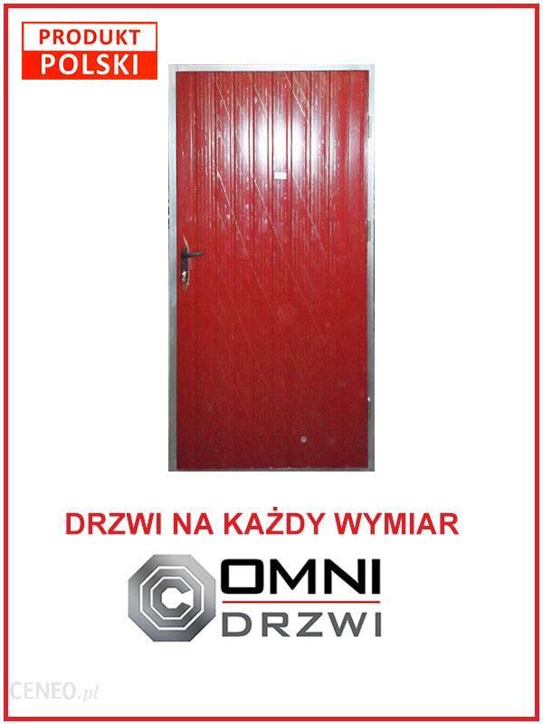Wszystkie nowe Drzwi zewnętrzne Omnicorp Ocieplane Do Piwnicy Na Każdy Wymiar SW75