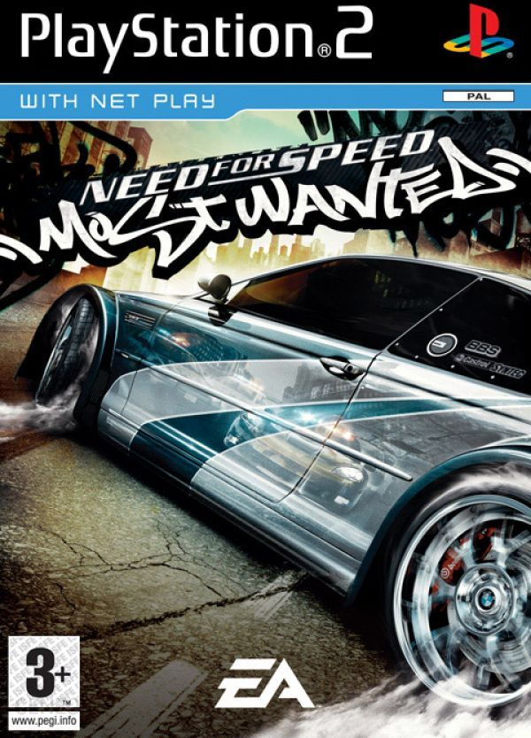 49d4fede5 ... Gra PS2 Need for Speed: Most Wanted (Gra PS2) - zdjęcie 3 ...
