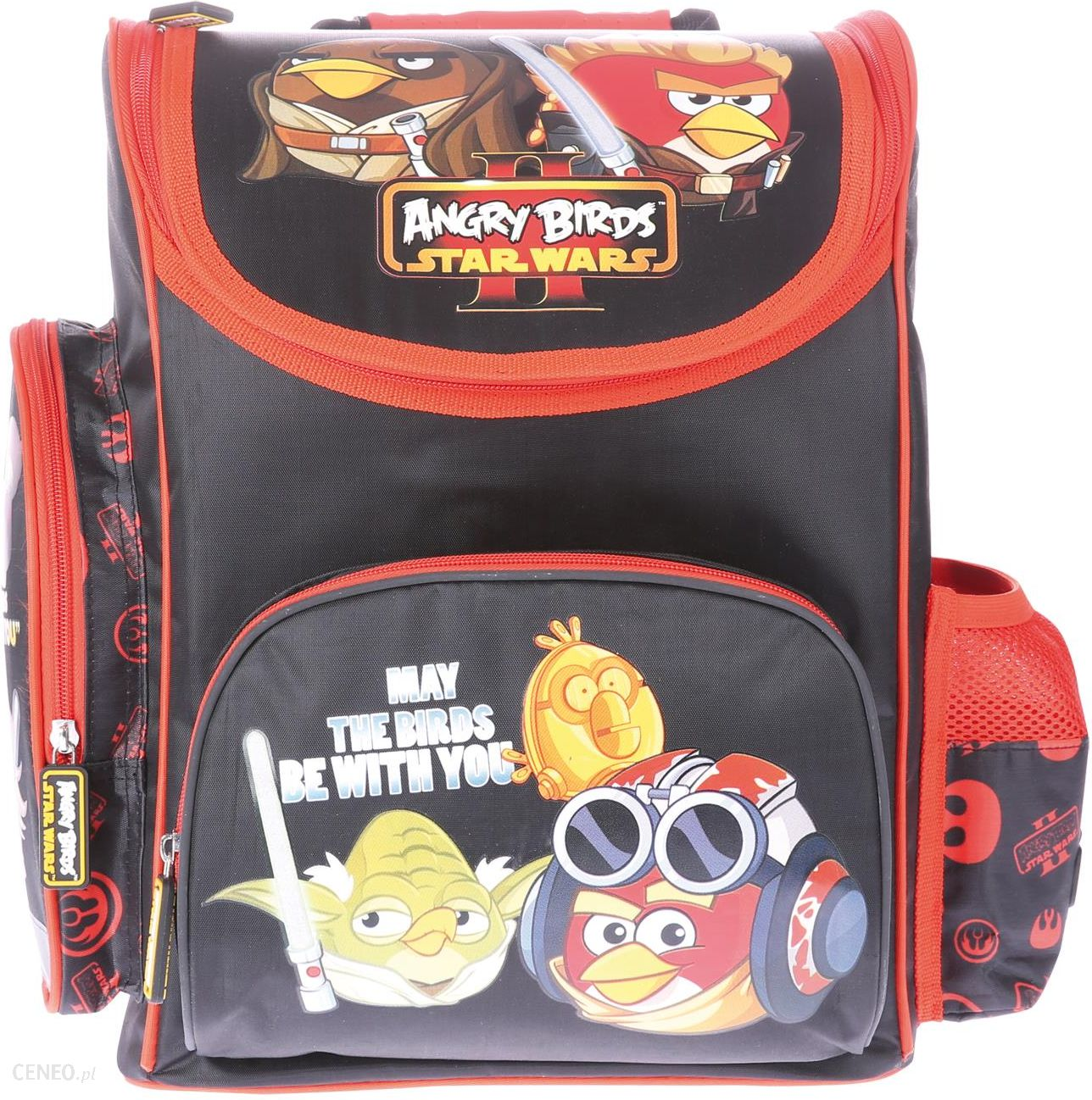 St Majewski Tornister Szkolny Angry Birds Star Wars Ii 90770 Ceny I Opinie Ceneo Pl