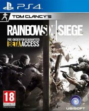 Tom Clancys Rainbow Six Siege (Gra PS4)