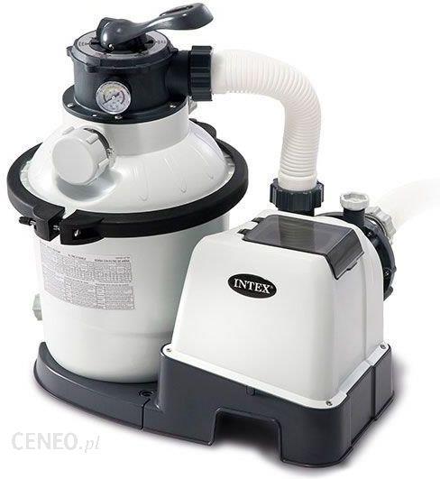 Intex Pompa Filtrujaca Piaskowa 4 500 L H 28644 Ceny I Opinie Ceneo Pl