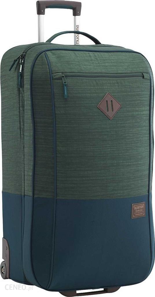 2e03bd63cd1ae walizka BURTON - Fleet Roller Green Mountain (313) rozmiar: OS - zdjęcie 1