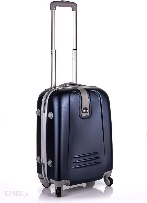 816e75bb94155 Walizka na 4 kółkach ABS 168 Gravitt Travel mała - Ceny i opinie ...