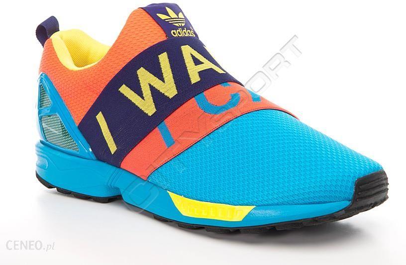 adidas buty męskie zx flux slip on