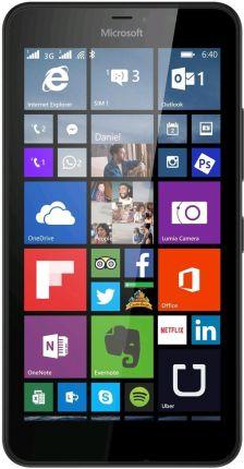Microsoft Lumia 640 Xl Lte Czarny Cena Opinie Na Ceneo Pl