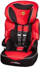 Ferrari Beline Sp Black/Red 9-36Kg