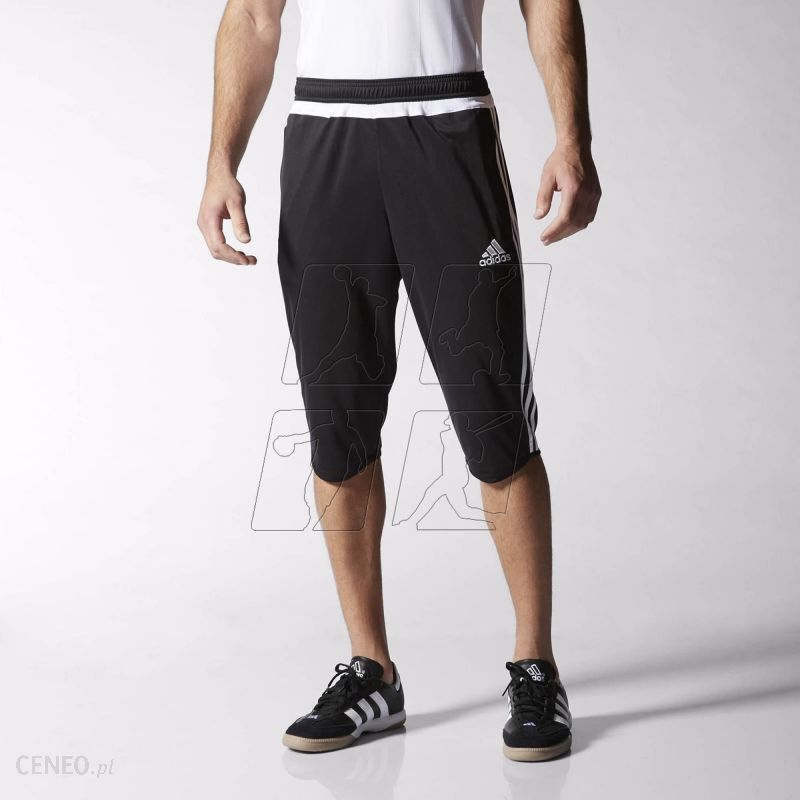 663af09729 Spodnie treningowe 3 4 adidas Tiro15 M64027 - Ceny i opinie - Ceneo.pl
