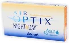 7831fa80948615 Ciba Vision Air Optix Night & Day Aqua 6 ...