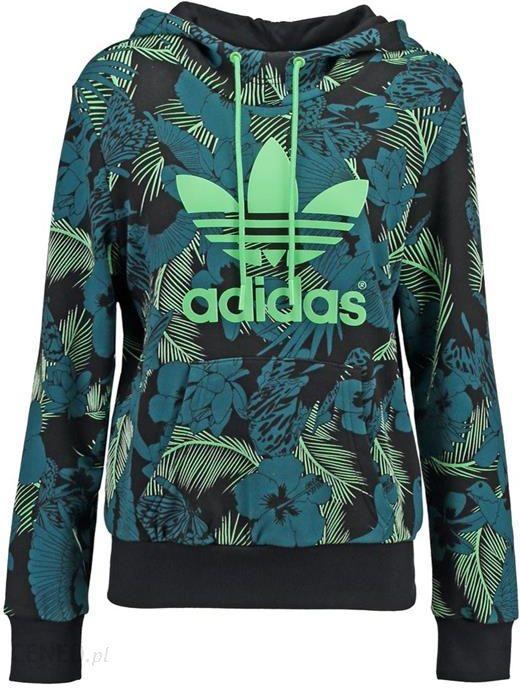 adidas Originals Bluza blackturquoise, green   Adidas