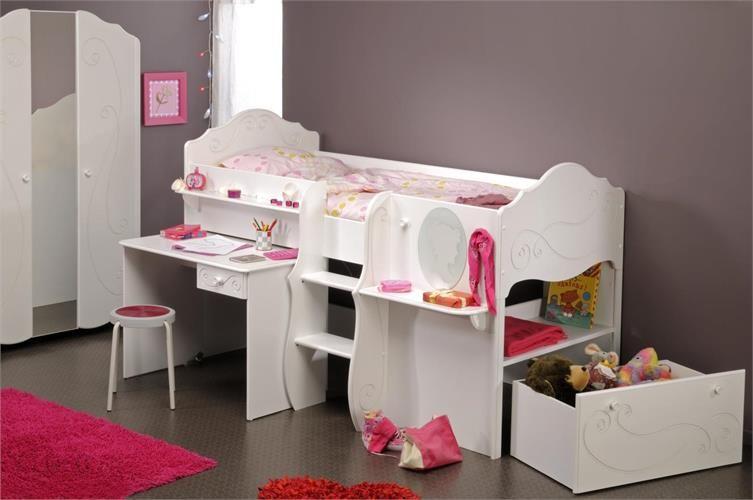 Mbx łóżko Piętrowe Dla Dzieci Alice 2296comb Ceny I Opinie Ceneopl