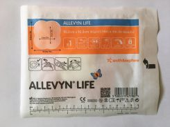Smith And Nephew Opatrunek Spec Allevyn Life 10 3x10 3cm 1s