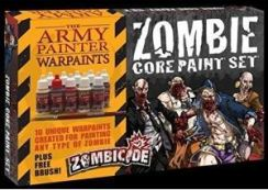 The Army Painter Warpaints Zombie Core Paint Set
