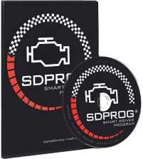 SDPROG Program diagnostyczny dla WIndows i Android pod OBD2 ELM327 (obd2-sdprog)