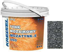 Tynk mozaikowy MOZATYNK S 050 122 15 kg KREISEL Tynki