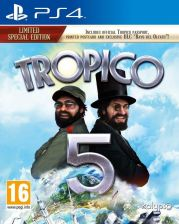 Tropico 5 Limited Edition (Gra PS4)