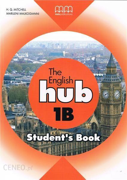 the english hub 1a podręcznik
