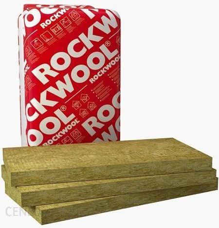 Rockwool Welna Mineralna 035 Superrock 20cm 2 44m2 Opinie I Ceny Na Ceneo Pl