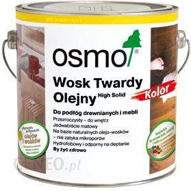 Osmo 3011 Wosk Twardy Olejny Original Polysk Bezbarwny 750ml Opinie I Ceny Na Ceneo Pl