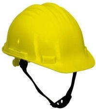 4411fc10bb9895 Lahti Pro Kask Ochronny Przemysłowy Ii Kategorii Żółty L1040102 - zdjęcie 1