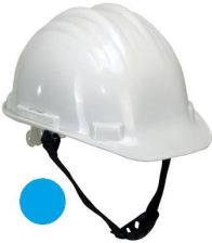 d25ebaa4561bed Lahti Pro Kask Ochronny Przemysłowy Ii Kategorii Niebieski L1040101 -  zdjęcie 1