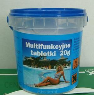 Florada Chlor Do Basenu W Tabletkach 20szt 0,4kg