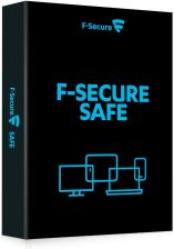 F-Secure Safe 1 Rok 5PC (FCFXBR1N005E1)