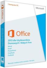 Microsoft Office 2013 Home and Business 32bit ESD AAA-02652