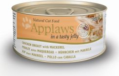 Applaws Natural Food Pierś Kurczaka z Makrelą 70g