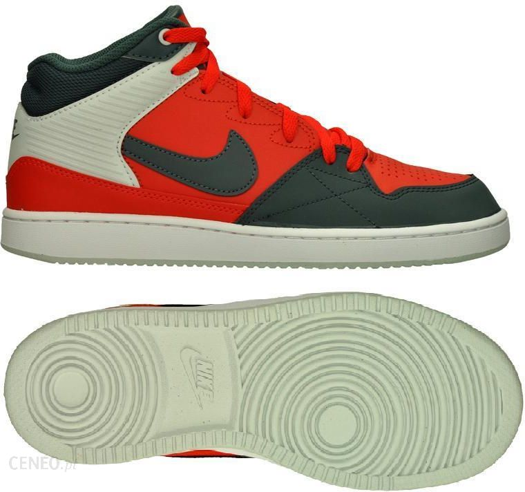 Buty Nike Priority MID czerwone 641893 600 Ceny i opinie Ceneo.pl