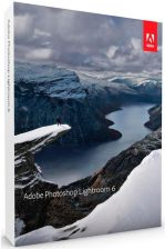 Adobe Lightroom 6 Win/Mac ENG 1PC BOX (65237576)