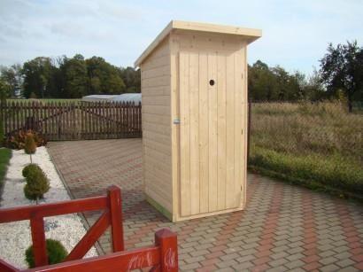 Ogrodosfera Toaleta Wc Na Działkę Wychodek Wp12345