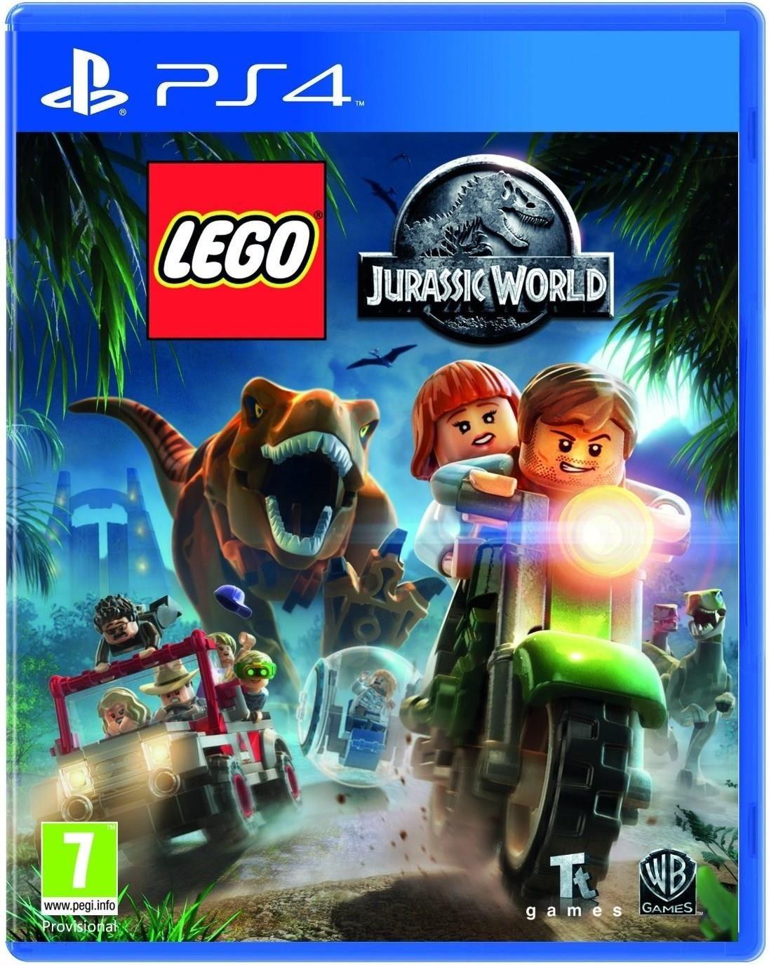 Gra Ps4 Lego Jurassic World Gra Ps4 Ceny I Opinie Ceneopl