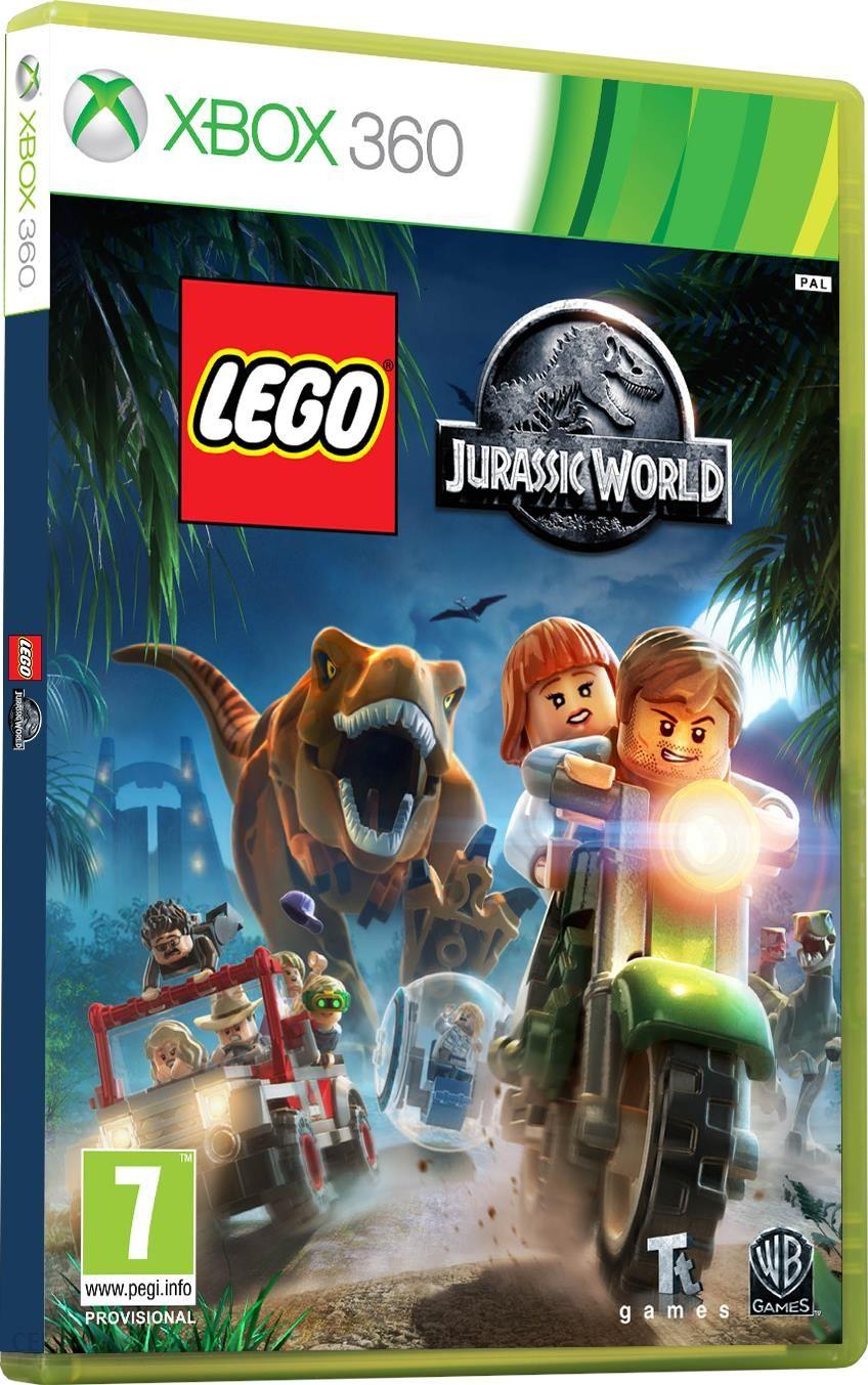 Lego Jurassic World Gra Xbox 360 Ceneo Pl