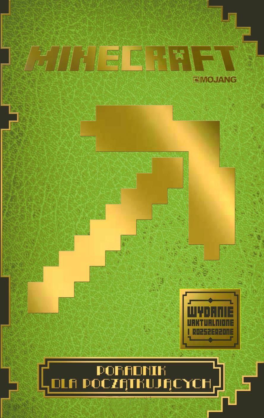 3faa8c76c Minecraft. Poradnik dla początkujących - Ceny i opinie - Ceneo.pl