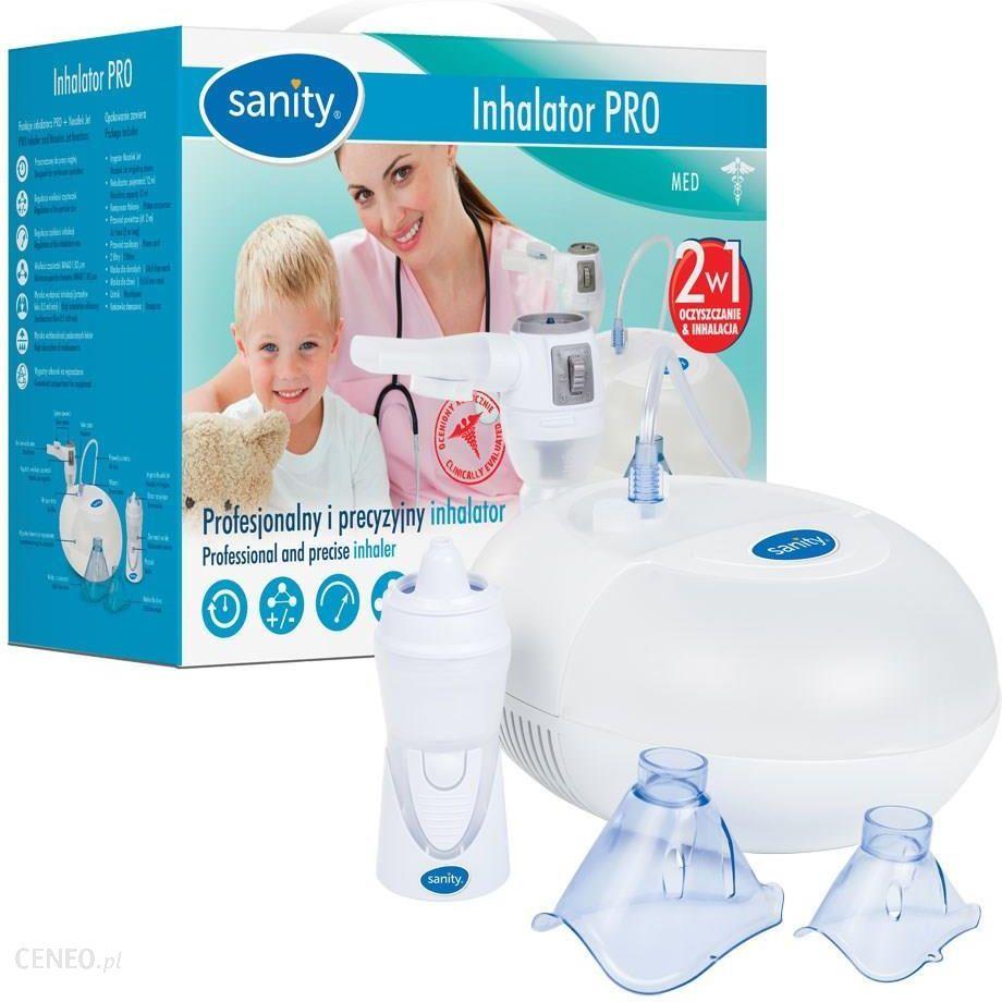 Sanity Inhalator PRO